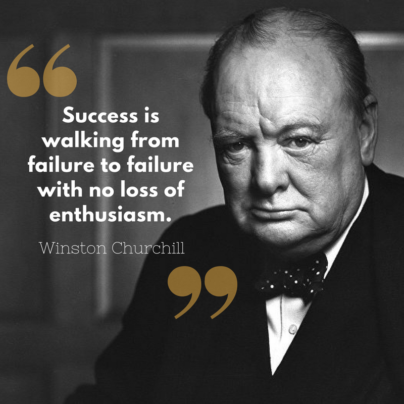 10 Quotes Every Entrepreneur Should Know (Winston Churchill)